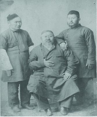 Абай балаларымен (1896)
